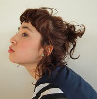 オン眉にぴったりヘアアレンジ術♡短め前髪に合うオシャレな髪型を実現♪