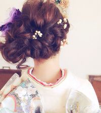 卒業式の髪型はもう決まった?和装に似合うヘアスタイル特集♡