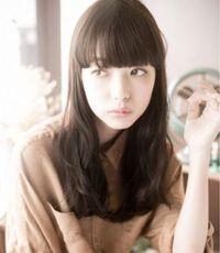 今が旬!小松菜奈ちゃん・中条あやみちゃんに見習う、黒髪ロングヘアスタイル♡