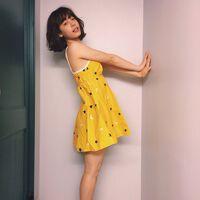 中目黒 romaのスタイリスト、鈴木茜さんのヘアスタイルが春かわいい♡