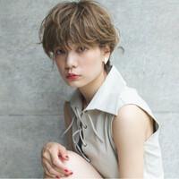 ショートヘアの女神!石川瑠利子ちゃんのちょっと大人のデートメイク♡