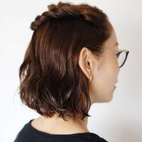 伸ばしかけの前髪どうしたらいい?簡単前髪ヘアアレンジ