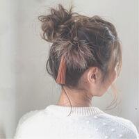 ミディアムヘアを120%可愛く♡簡単アレンジ8選