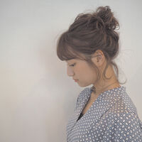 ミディアムヘア♡簡単アップスタイルの7日間【解説付き】