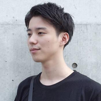 佐藤健 短髪