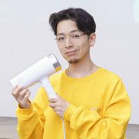 売れっ子美容師・内田聡一郎さんに聞く!「光で乾かす!?」新技術ドライヤーの魅力