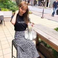 ドレスマナーはセーフ!夏通勤女子のための好感度高めTシャツコーデ