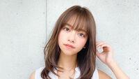 川口春奈の髪型を真似したい!最新ヘアスタイルのオーダー方法