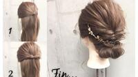崩れないルーズなヘアアレンジの方法6選!ゆるっと色っぽい髪型の作り方