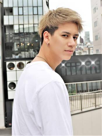 年最新版 三代目 登坂広臣 風ヘア モテる髪型ならコレ Hair
