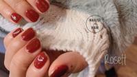 色っぽい「#赤ネイル」でモテ女子♡おすすめデザイン6選