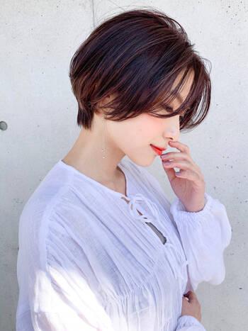 美穂 髪型 菅野