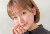 【保存版】顔型別に年代別!前髪ありボブスタイル集