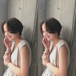 色っぽさUP間違いなし!前髪なしショートで魅せるオトナ女性の魅力♡