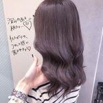 暗めアッシュブラウンでつやさら♡モテ髪デビュー!おすすめスタイル&市販カラー剤
