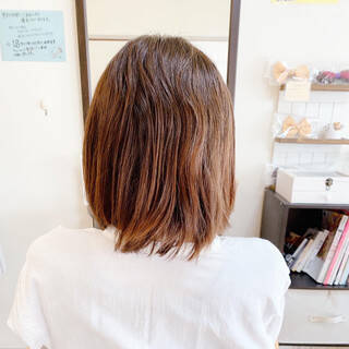和装ヘア ボブ 振袖ヘア 着物ヘアスタイルや髪型の写真・画像