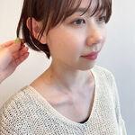 【2020ss】佐々木希風のショートヘアでおしゃれ度アップさせよ!