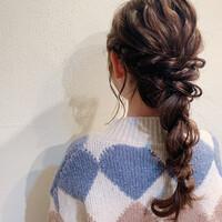 不器用でもできるロングヘア用アレンジ集!簡単にまとめ髪だって作れます♥