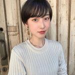 大人女子におすすめ!!男女問わず好感度抜群のmiwa風ショート!!