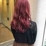 【2020SS] サーモンピンクで優しい仕上がりの髪色を楽しんで!
