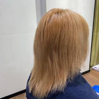 ストリート ブルーラベンダー ラベンダーカラー ウルフカットヘアスタイルや髪型の写真・画像