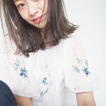 日本人にピッタリな髪色のミントアッシュ。ブリーチは必要?