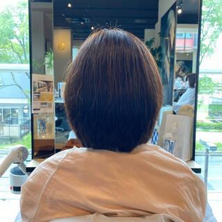 大人可愛い 大人女子 お手入れ簡単!! 似合わせカットヘアスタイルや髪型の写真・画像
