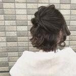 【結婚式髪型】ボブでもできる華やかアレンジ♪自分でもできるヘアセット