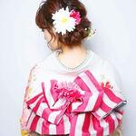 お正月に成人式…!着物のヘアアレンジに使えるヘアアクセサリーまとめ