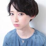 【ボブ~アレンジ編】センターパートでイメチェン!小顔ゲット♡