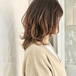 最旬グラデーションカラーは黒髪ベースが鉄則♡レングス別スタイル8選