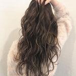 ロングヘアをデジタルパーマでフェミニンに♡20代から40代に似合う!