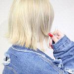 金髪ボブでハイセンス女子に変身!似合うスタイル見つかるヘアカタログ