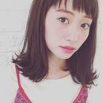 レングス別・前髪ぱっつんヘアカタログ♡芸能人も取り入れる個性髪