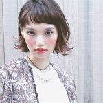 【春スタイル】ショートヘアにはゆるっとふんわりパーマがおすすめ