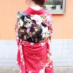着物に似合う♡清潔感と大人っぽさが叶うヘアスタイルコレクション