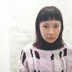 前髪や毛先をぱっつんに☆ミディアムスタイル&アレンジ10選