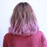 春だから♪ピンクカラーで髪も春っぽくしてみませんか?