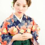 【タイプ&レングス別】卒業袴に似合うお洒落ヘアアレンジ
