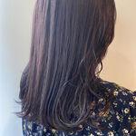 春のトレンドキーワード「ラベンダー」をとり入れた髪色をご提案します!