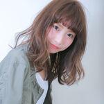 【ミディアム】×パーマで今っぽいフェミニンな髪型にアップデート♡