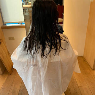 簡単スタイリング ナチュラル ショートヘア 大人可愛いヘアスタイルや髪型の写真・画像