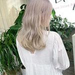 金髪ロングのヘアカタログ♡多彩な種類で印象も自由自在!