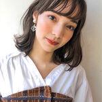 束感のある前髪がイマドキ!スタイリング方法とスタイル集公開