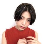 オフィスOKの髪色でさりげないオシャレを♡暗めカラーでも楽しめる!