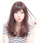 雰囲気美人になりたい人に朗報です!美人は前髪でつくれる?流し前髪のつくり方
