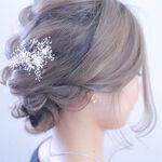 ついうっとり♡ボブの花嫁はひと味違う!みんなの記憶に残るボブのウェディングヘア