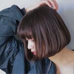 今キテる髪型って?大人な印象になれる【黒髪ボブ】の髪型5選♡