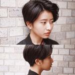さわやかで印象よく♡ショートヘアのアップバングスタイル10選