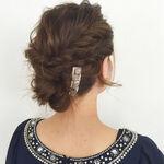 結婚式・お呼ばれに。おすすめアップのヘアスタイルとセルフアレンジ法
